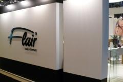 Flair Modellbrillen Messestand SILMO, Paris