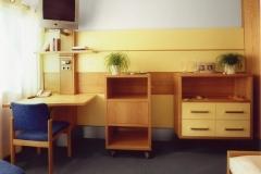 Patientenzimmer Rehaklinik, Bad Sassendorf